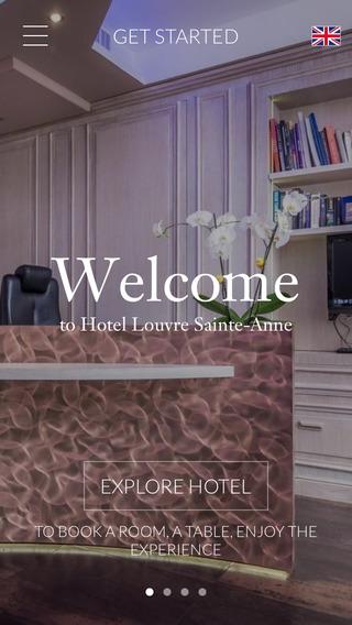 Hotel Louvre Sainte-Anne