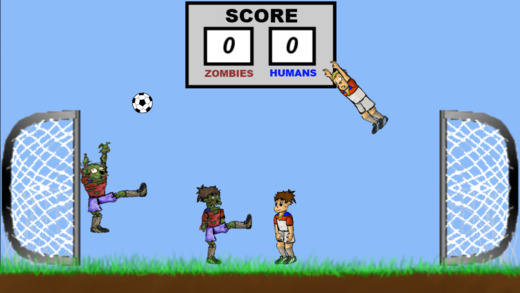 Zombie Physic Soccer