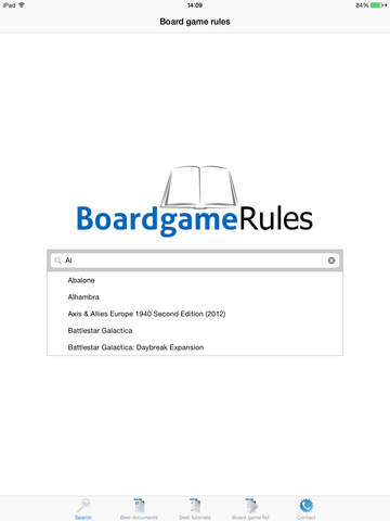 BoardgameRules