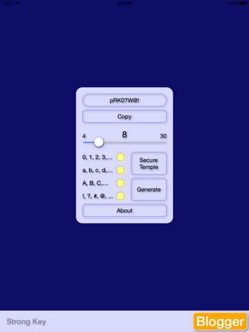 download password generator apple iphone