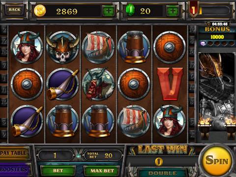 Slot - Viking's Treasure HD