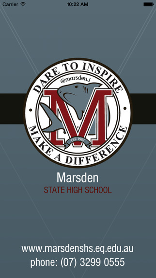 Marsden State High School - Skoolbag