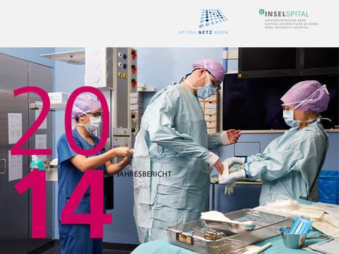 Spital Netz Bern AG - interaktive Publikationen