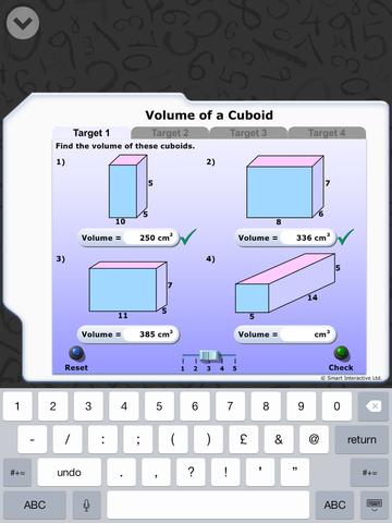 Maths Workout - Volume