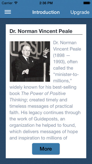The Sermons of Dr. Norman Vincent Peale
