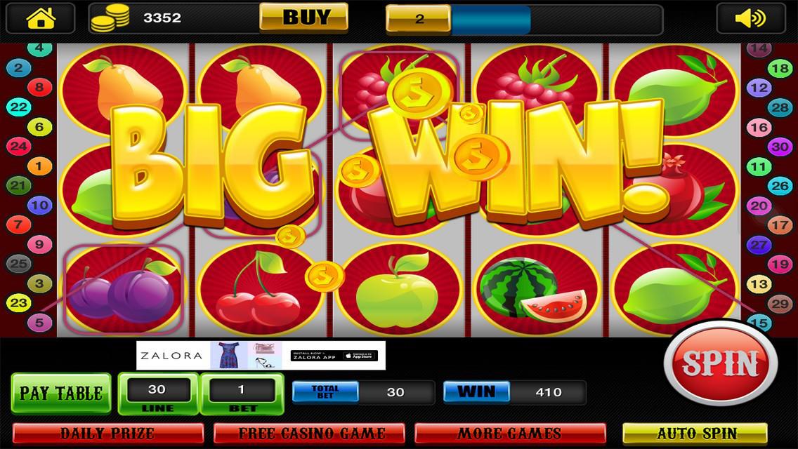free games casino fruit