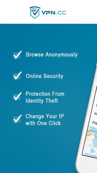 VPN.cc - Anonymous Secure Internet