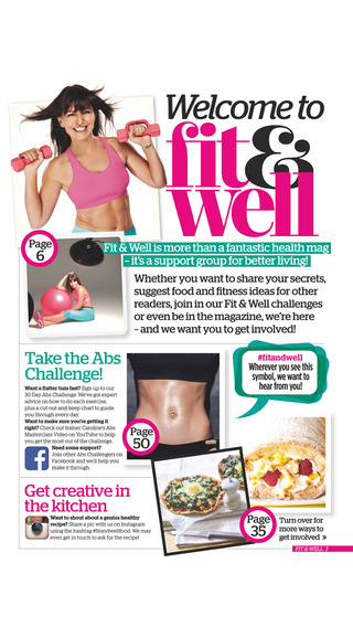 Fit Well Magazine - Healthy starts here