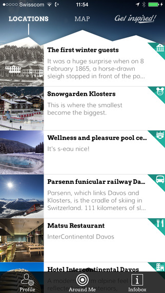 Davos Klosters - Get inspired
