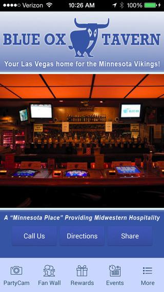 免費商業App|Blue Ox Tavern|阿達玩APP