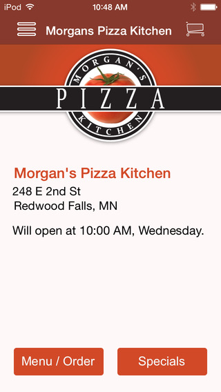 Morgan's Pizza Kitchen