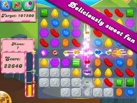 Candy Crush Saga - Screen shot-6