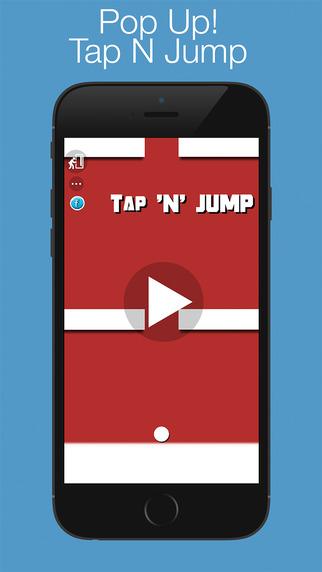 Pop Up Jump