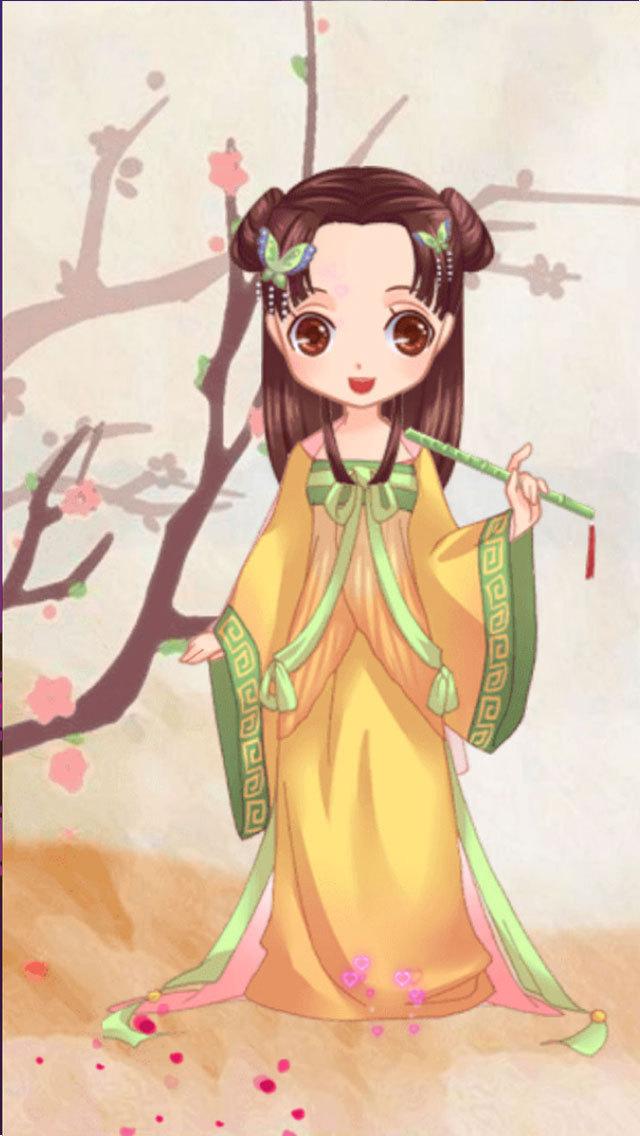 【女孩换装】萌版小公主