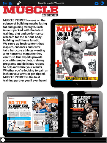 Muscle Insider Digital Magazine