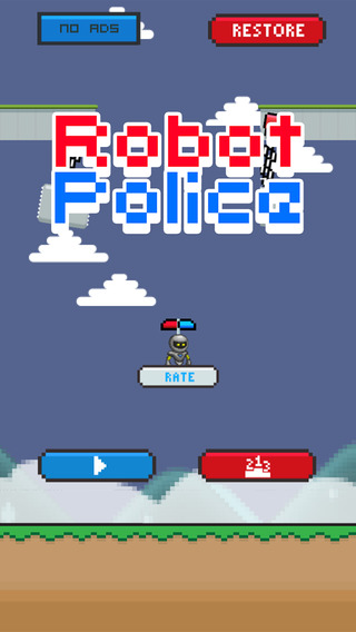 Robot Police - All Creeps in Jail