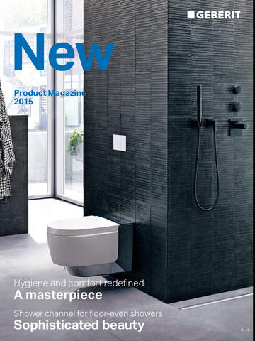 Geberit Magazines Int