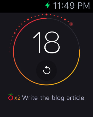 Focus Watch: Pomodoro Timer & Task Manager for work and study Screenshots