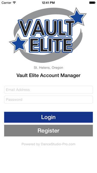 Vault Elite Cheer