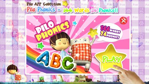 Pilo Phonics For Kids