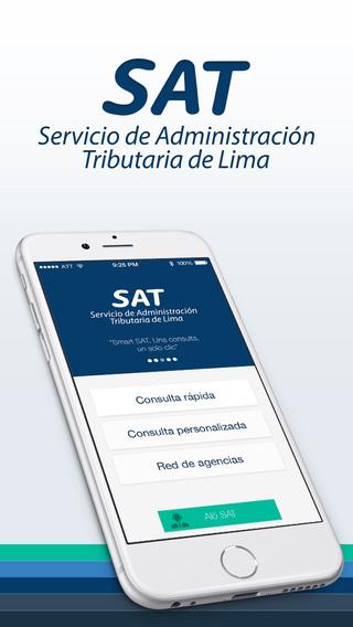 SAT de Lima Perú