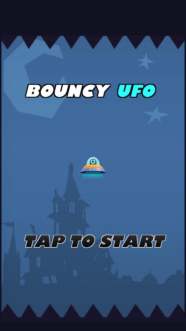 Bouncy UFO