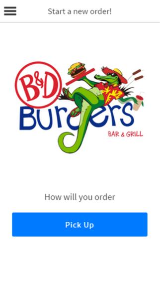 B D Burgers