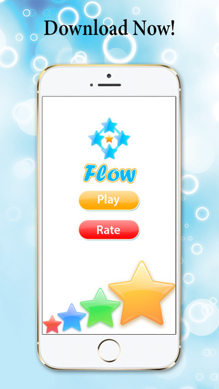 Swiping Star Flow - Addictive Color Free Flow