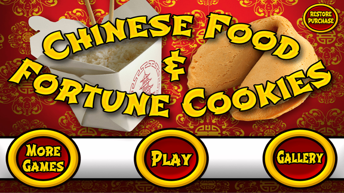fortune cookie games