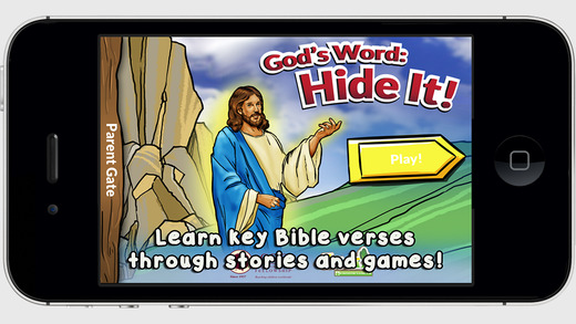 God's Word: Hide it -- Learn the Bible through Singing Coloring and Verse Memorization