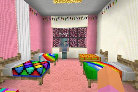 SLUMBER PARTY - Zombie Fun Block Game with Multiplayer screenshot 1