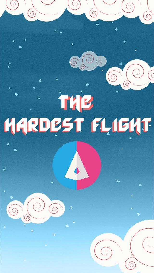 【休闲虐心】最难的飞行