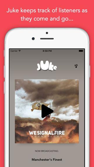 Juke — Easy Group Listening for Spotify