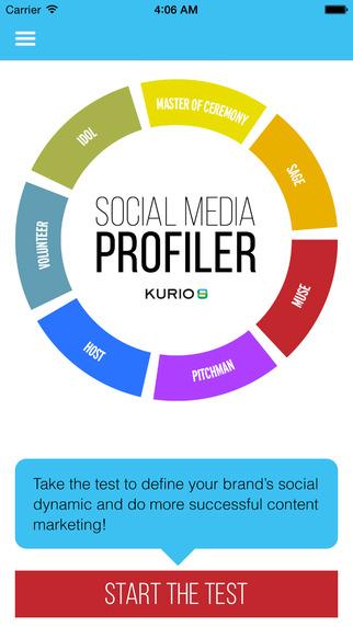 Social Media Profiler