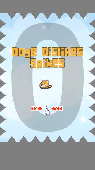 Doge Dislikes Spikes