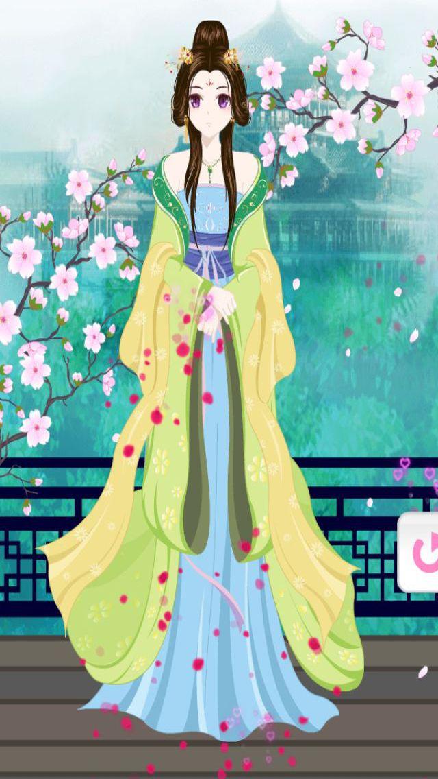 优雅古典女孩 - 美丽公主