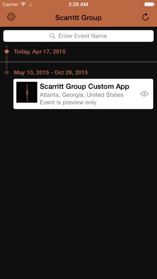 Scarritt Group INC