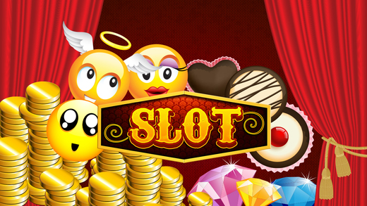 All Fun Slots Hit it Big Jewel Emoji Jackpot Machine Games - Top Slot Rich-es Casino Free
