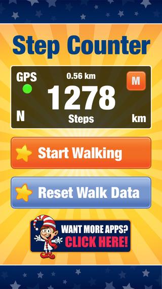 Step Tracker.