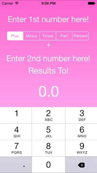 Girly-Calculator - Unique Different and Stylish