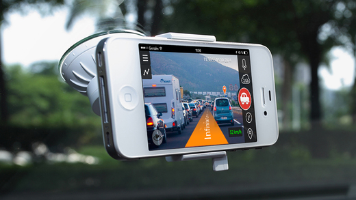 CamOnRoad - Car Video Recorder Navigate