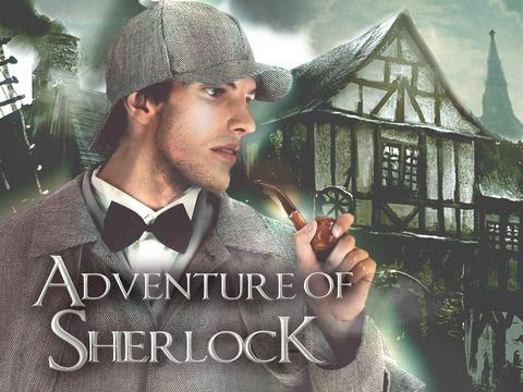 Adventures of Sherlock : hidden objects puzzle