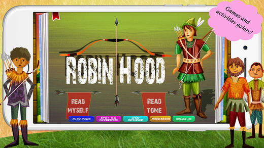 Robin Hood by Story Time for Kids