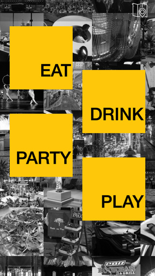 Eat Drink Party Play - Las Vegas