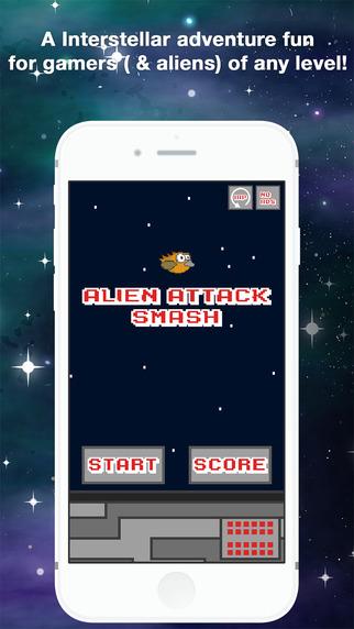 Alien Attack Smash