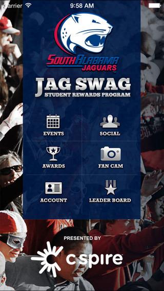 Jag Swag Student Rewards Program