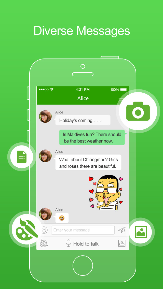 best free chat apps