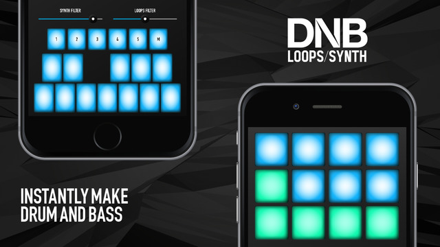 DNB Loops Synth
