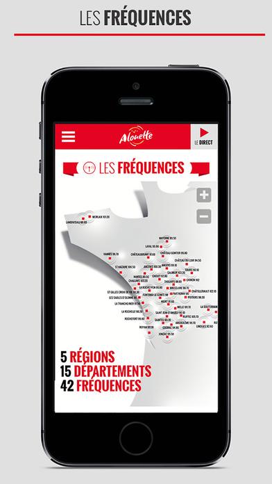 Alouette iPhone Screenshot 5
