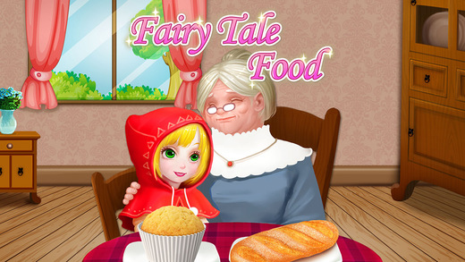 Little Red Riding Hood's Bakery Story - Cupcake Maker Salon Game